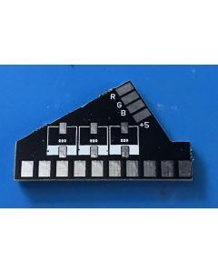 Quick Solder Scart PCB